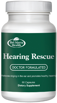 Hearing Rescue Bottle
