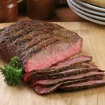 Cinnamon-Spice Rubbed Flank Steak
