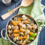 Sweet Cinnamon Chicken Stew