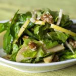 Waist-Friendly Waldorf Salad