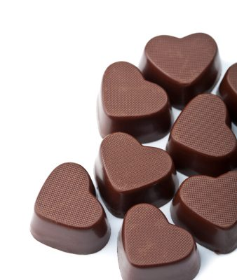 eat chocolate for heart health