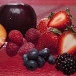 black berries healthy food