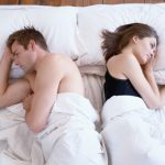 male vs female sleep problems