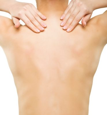 Causes and symptoms of upper back pain