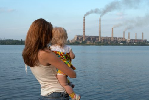 Air pollution can lead to heart disease