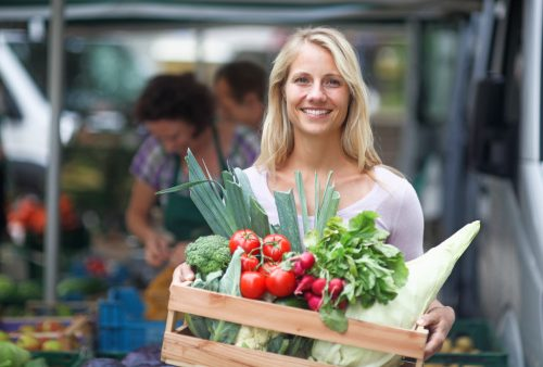 Low uric acid producing foods