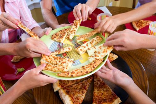 pizza -worse culprit of sodium