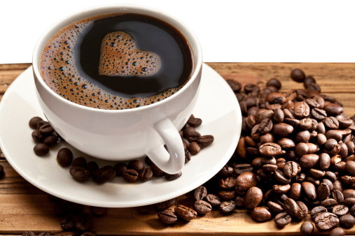 recommended coffee intake