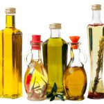 Types of fats in oils