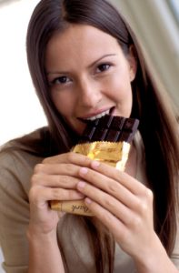 chocolate good for heart health