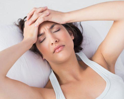 Cluster headache symptoms