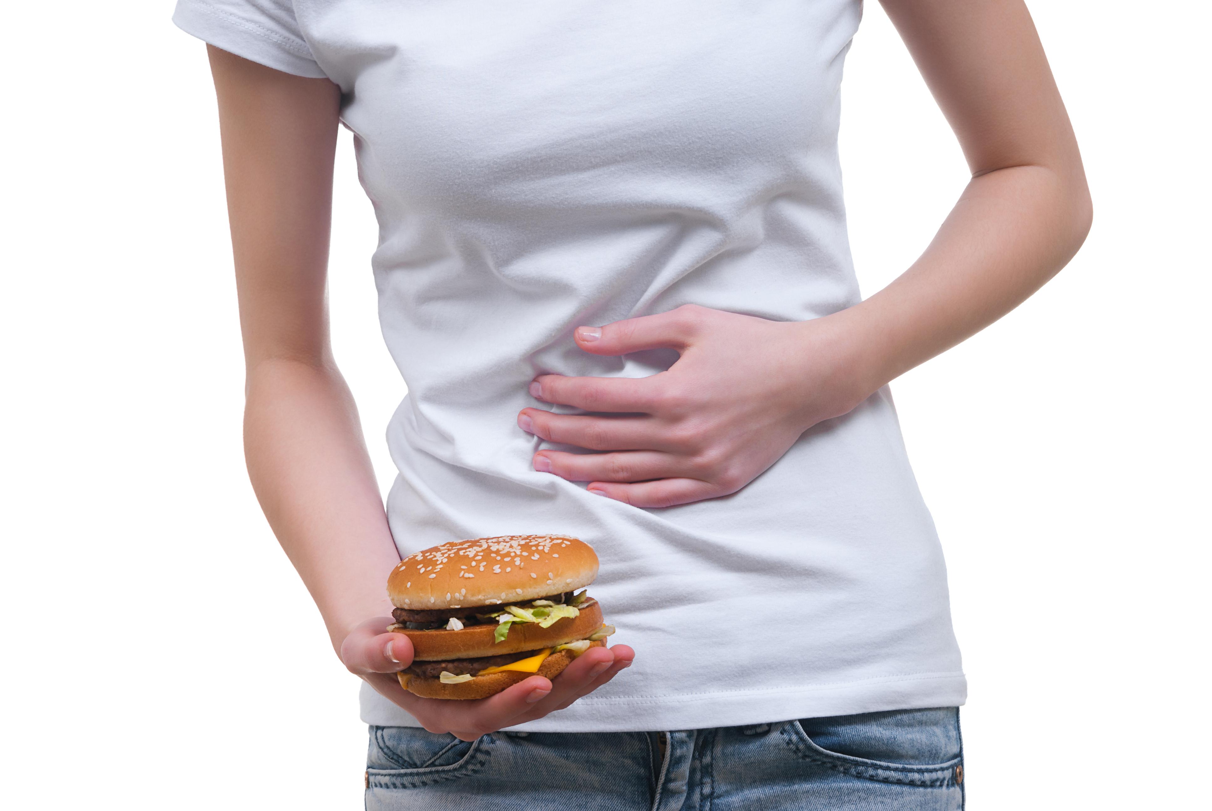 reasons you experience heartburn