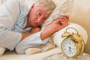 ALZHEIMER'S DISEASE, SLEEP
