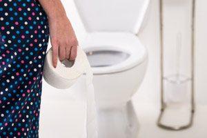 proper way to poop