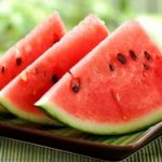 Digestion friendly, water-laden foods