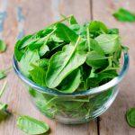 leafy green healthy foods