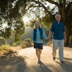 Healthy living tips after 60