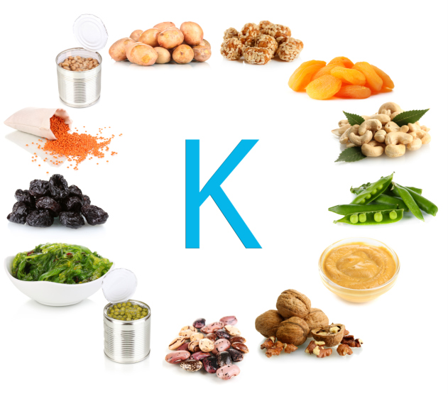 Recommended potassium intake per day