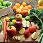 Foods useful for liver regeneration process