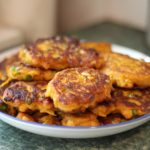 Meatless Monday Pumpkin Burgers