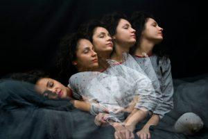 REM sleep behaviour disorder