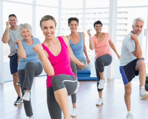 Exercise for improving vascular health