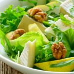 Pear And Butter Lettuce Salad