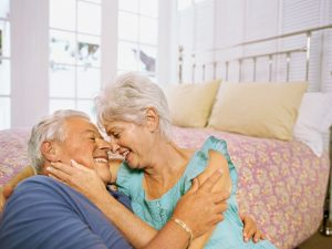 Tips to boost intimacy in seniors