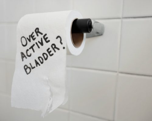 Causes of bladder outlet obstruction in men
