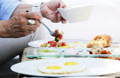 Benefits of mindful eating for type 2 diabetes