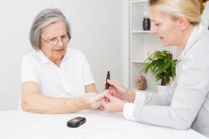 Older diabetes