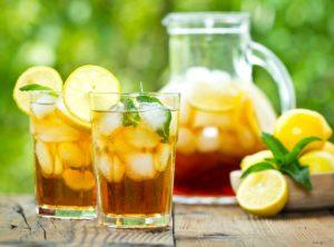 benefits of iced tea