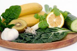 alkaline foods vs acidic foods