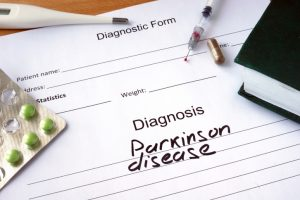 cause of parkinsons disease