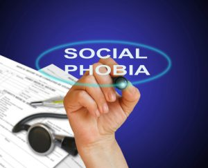 excessive serotonin in brain tied to social phobia
