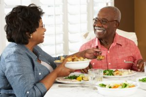 healthy diet in seniors