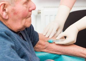 lower risk for blood clots