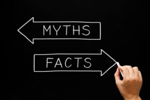truth about common medical myths