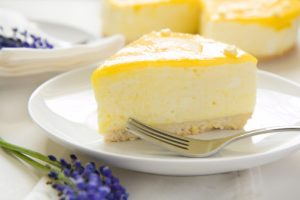lemon tofu cheesecake recipe