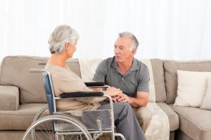 Stroke survivor's spouse faces health issues