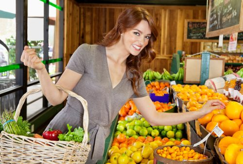 How eating more fruits and vegetables can help in weight change