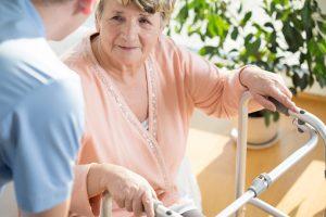 Seniors overestimate mobility