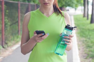 Smartphones may help boost healthy choices