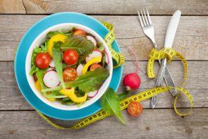 achieve a well-balanced diet