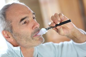 e-cigarettes causes hearing loss
