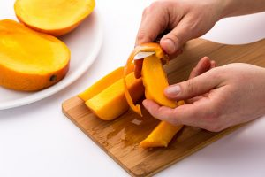 Benefits of fruit peels