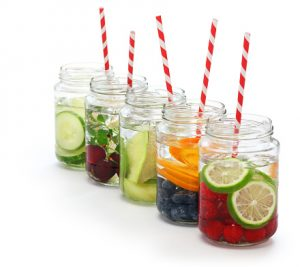 nutritional benefits of infused water