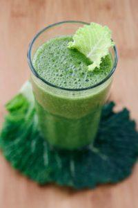 kale improve vision