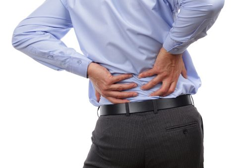 Sacroiliac joint pain not to be confused with sciatica pain