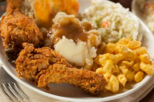 Southern diet linked to heart disease